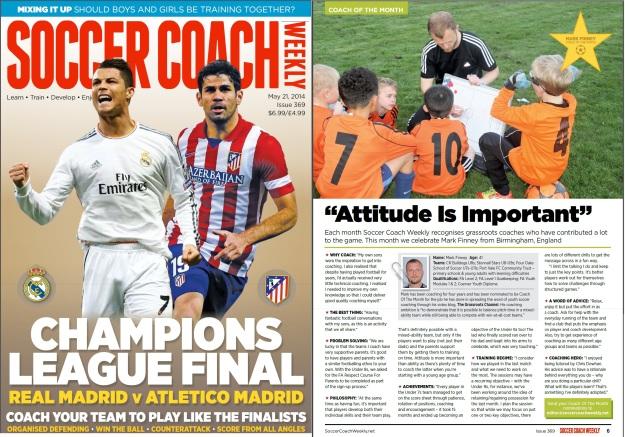 Soccer Coach Weekly - Stonnall Stars