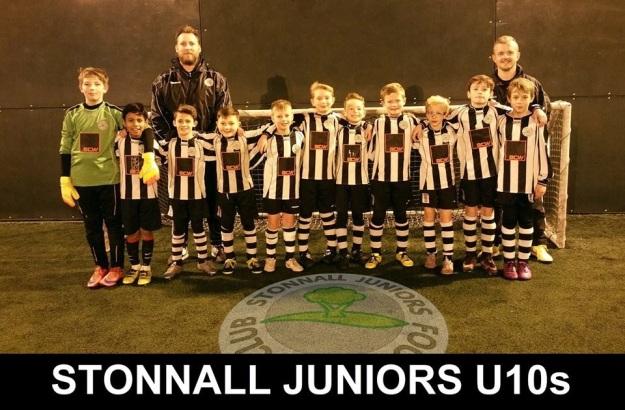 Stonnall Juniors U10s