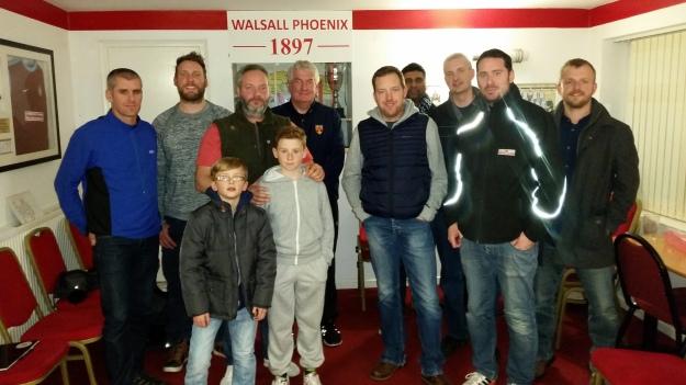 Staffs FA and Stonnall Juniors FC