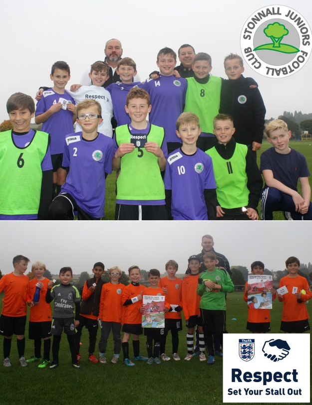 FA Respect - Set Your Stall Out Weekend - Oct 2015